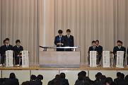 立会演説会3